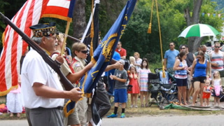 Afton's 118th annual Fourth of July parade