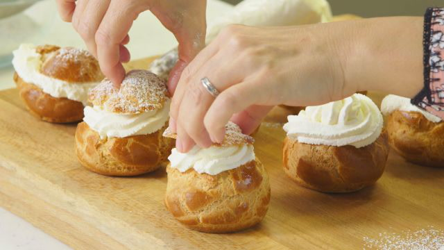 We Are Mere Mortals and We Made Pierre Hermé's Cream Puffs