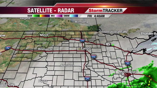 Stormtracker Weather: The Weekend Forecast