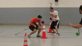 Trenchball - Dodgeball with a Twist