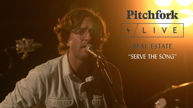 "Real Estate Perform ""Serve the Song"" Live at Villain 