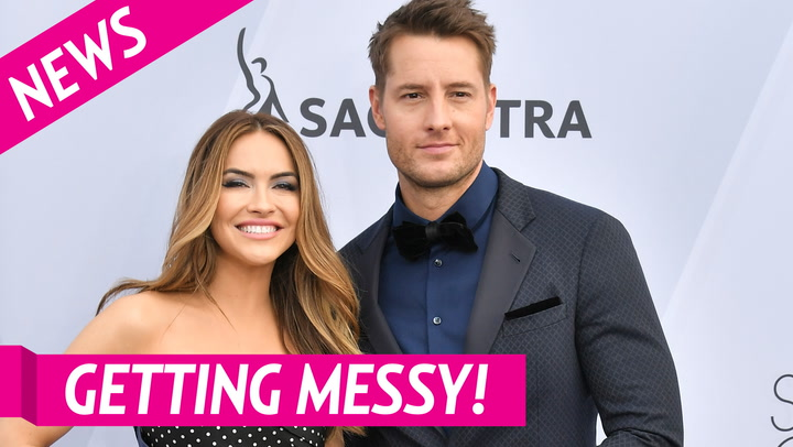 Why Chrishell Stause Detailed Justin Hartley Divorce on 'Selling Sunset'