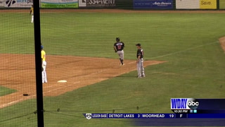 RedHawks score four in the ninth to beat Sioux Falls
