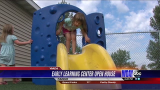 YMCA holds open house for Early Leaning Center