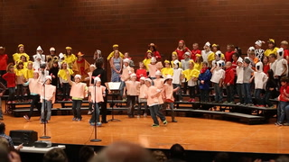 Morris Area second graders perform