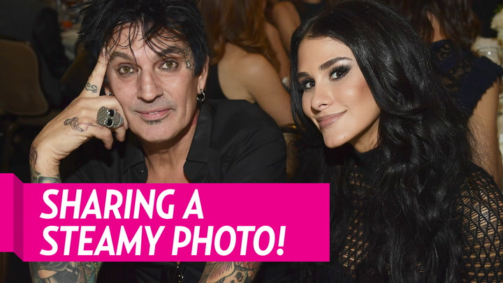Tommy Lee Shares Steamy Bikini Photo of Wife Brittany Furlan's '100 Percent Natural Body'