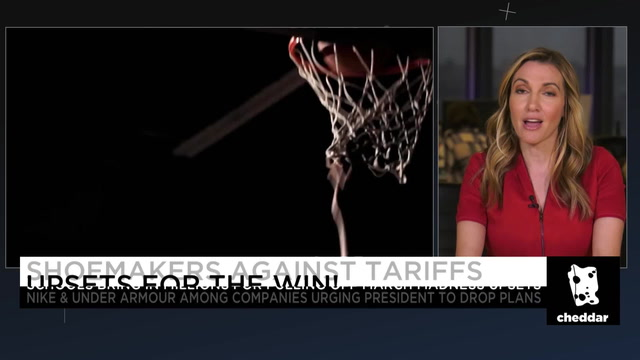 Cheddar Sports Business Report: Tuesday, 3/20