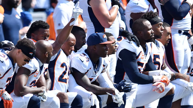 Jason Whitlock explains why he thinks Sunday's NFL protests missed the point