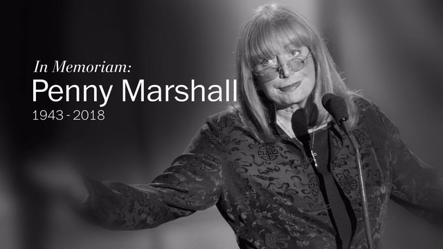 Remembering sitcom star and director Penny Marshall