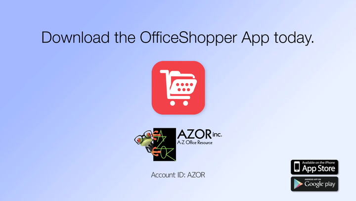 OfficeShopper from A-Z Office Resources
