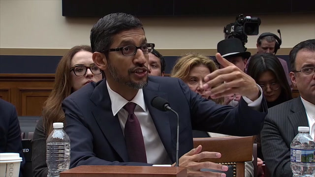 Google executive questioned on bias, hate speech and diversity