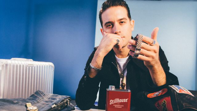 10 Things G-Eazy Can't Live Without
