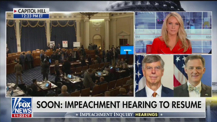 Fox News Anchor Chris Wallace: Bill Taylor Was 'Very Impressive' and 'Very Damaging' to Trump