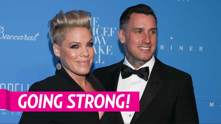 Pink and Carey Hart Explain How Their Nearly 20-Year Relationship Has 'Stood the Test of Time'