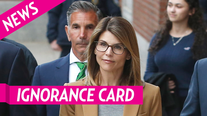 Lori Loughlin's Attorneys Will Try a New Tactic for Her College Admissions Trial: Source