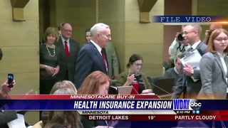 MN governor pushing for MinnesotaCare extension, expansion to rural communities