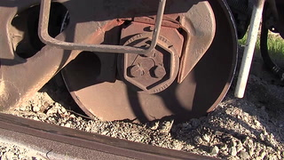 Train Derailment in West Fargo