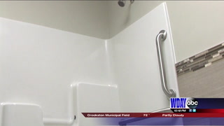 Tub showers needed in daycares due to building inspections