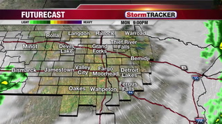 StormTRACKER Monday Early Afternoon Webcast