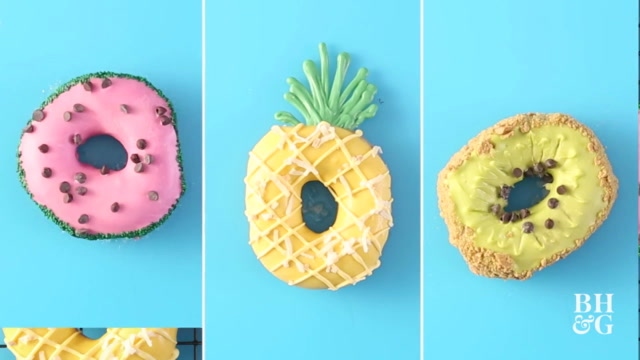 Donut Fruits