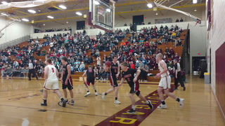 Boys Basketball: Morris/C-A vs West Central Area