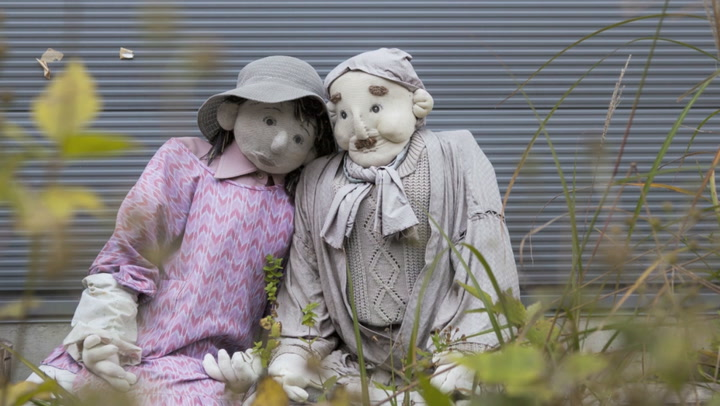 Meet The Woman Sewing Life-Sized Dolls Of Everyone Who Dies In Her Village