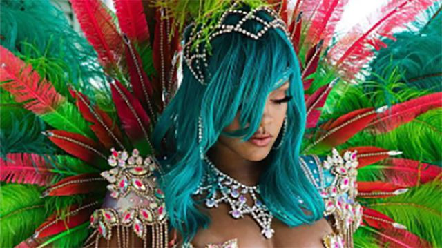 Rihanna's Latest Crop Over Costume Did Not Disappoint