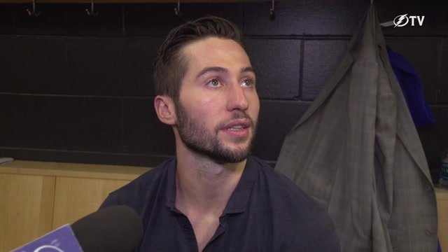 Lightning's Tyler Johnson looking forward to more ice time as preseason winds down
