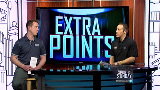 Sports Sunday March 26th: The guys discuss NDSU's Pro Day, UND hockey, and the Minnesota Wild in Extra Points