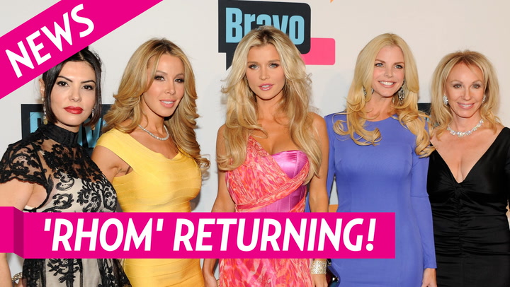 'Real Housewives' Mashup Series in the Works at Peacock: What We Know