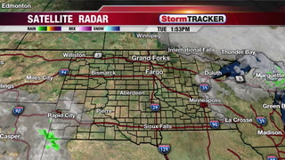 StormTRACKER Webcast - Tuesday Afternoon
