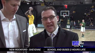 Live Report: Dave Richman previews matchup against UND