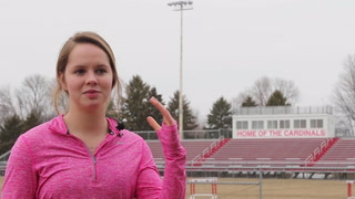 The Drill: Luverne trackster Jadyn Anderson maintains optimism