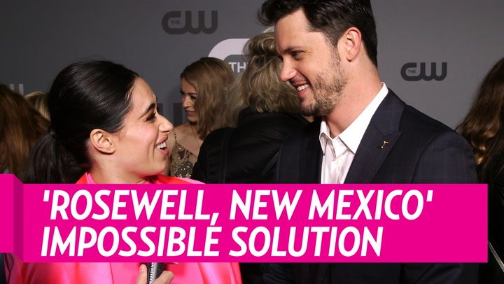 Original 'Roswell' Star Jason Behr Joins Reboot 'Roswell, New Mexico'