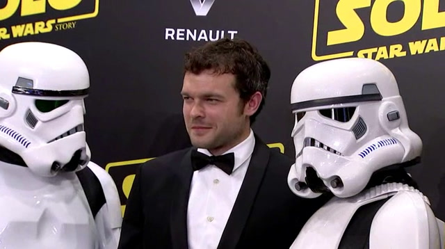 'Solo' lands in Cannes