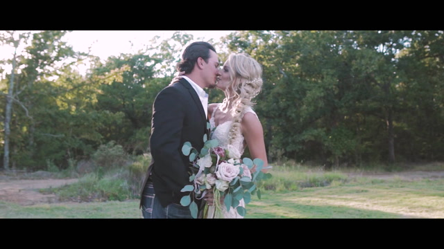 Angel + Mike | Quinlan, Texas | The White Sparrow Barn