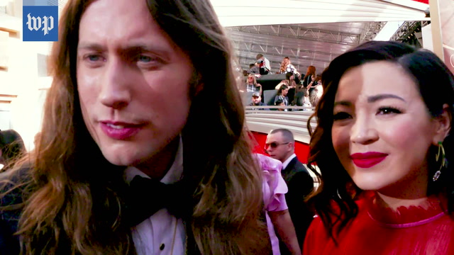 "Ludwig Goransson wins best original score for ""Black Panther"""
