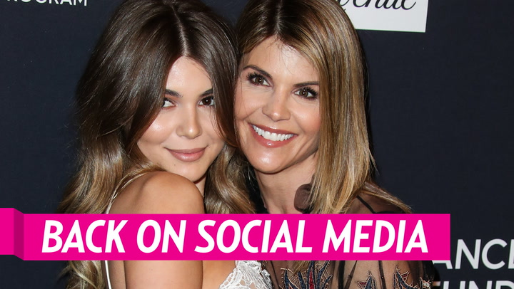 Lori Loughlin Finds Daughter Olivia Jade Giannulli's Return to YouTube Was a 'Big Betrayal'