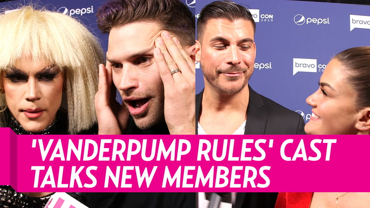 'Vanderpump Rules' Cast Doesn't Hold Back While Discussing New Costars at BravoCon
