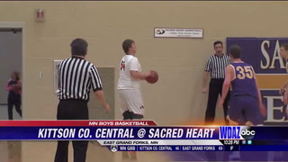 MN boys basketball: Sacred Heart stays undefeated beating KCC