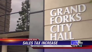Mixed reactions for sales tax increase