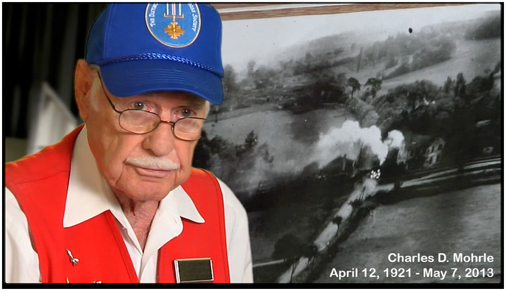 Charles Mohrle, World War II Fighter Pilot video profile