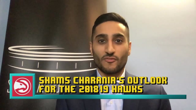Shams Charania's NBA Previews: Atlanta Hawks