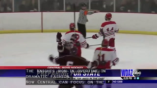 N.D. boys hockey: Central and Red River preparing for state