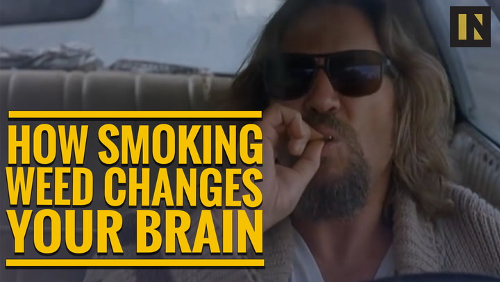 How Smoking Weed Changes Your Brain