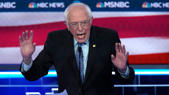 Bernie Sanders wanted superdelegates to overrule voters in 2016. Now he's changed his mind.