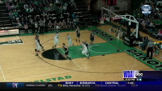 UND women beat Northern Colorado