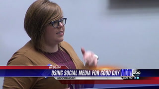 Conference held in Moorhead emphasizes professionalism on social media