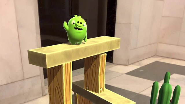 Angry Birds AR: Isle of Pigs Trailer