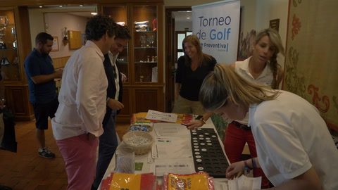 IX Torneo de Golf Preventiva Real Club de Golf La Herrería
